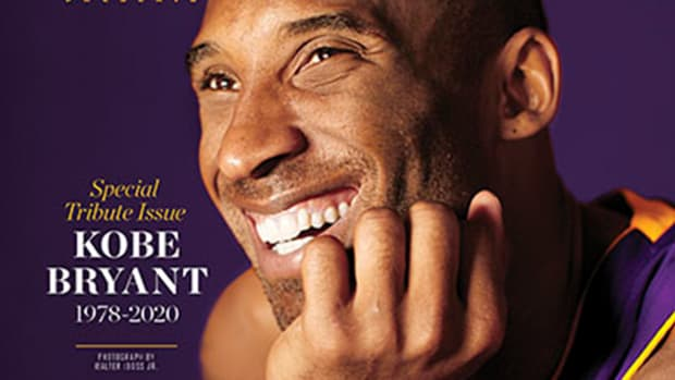 Sports Illustrated Kobe Bryant Special Tribute Issue