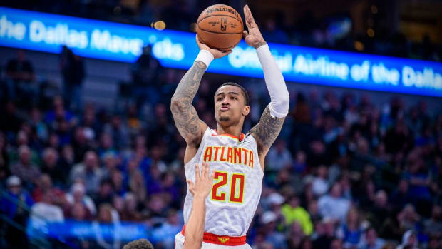 John Collins NBA DFS