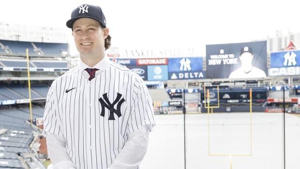 Gerrit Cole Yankees thumbail