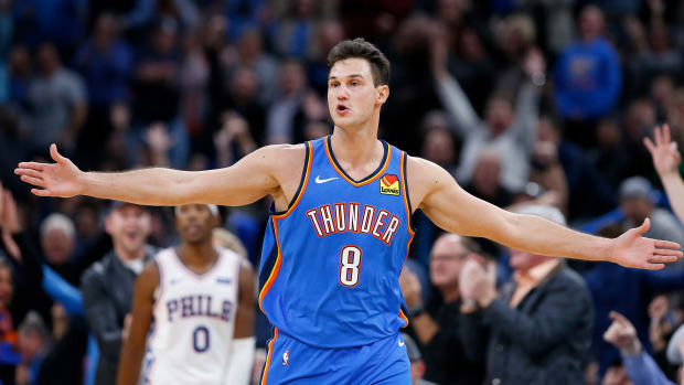 The Heat are reportedly looking to acquire Danilo Gallinari in a three-team deal.