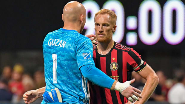 Jeff Larentowicz and the MLS players have a new CBA deal