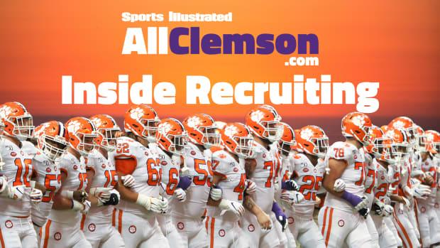 AllClemson Inside Recruiting Cover
