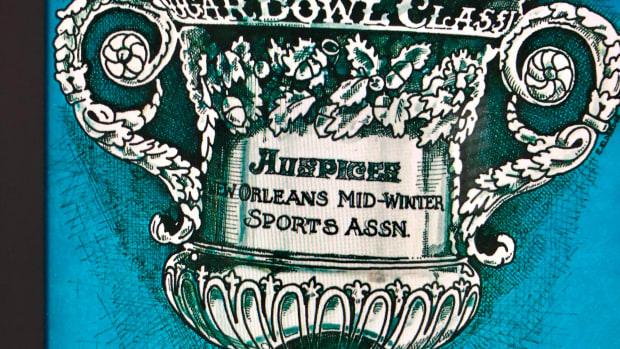 Dec, 31, 1973, Sugar Bowl, Alabama vs. Notre Dame