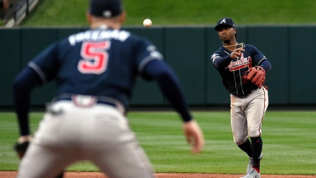 Fantasy Baseball Ozzie Albies & Freddie Freeman, Atlanta Braves