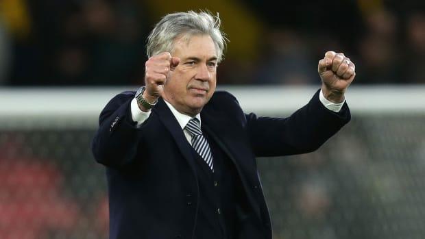 Carlo-Ancelotti-Everton-Success