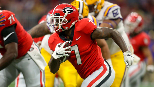 deandre-swift-georgia-rb-rankings-nfl-draft