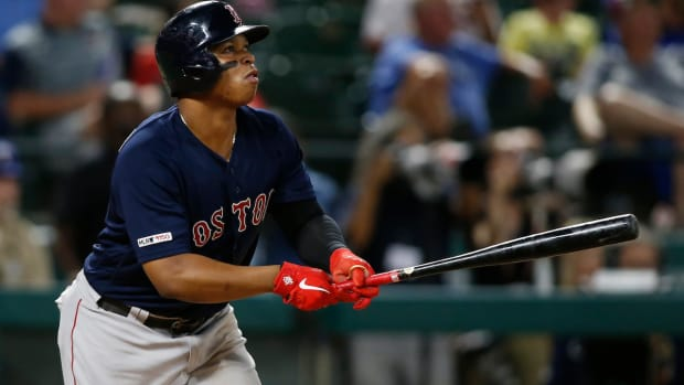 Fantasy Baseball: Rafael Devers