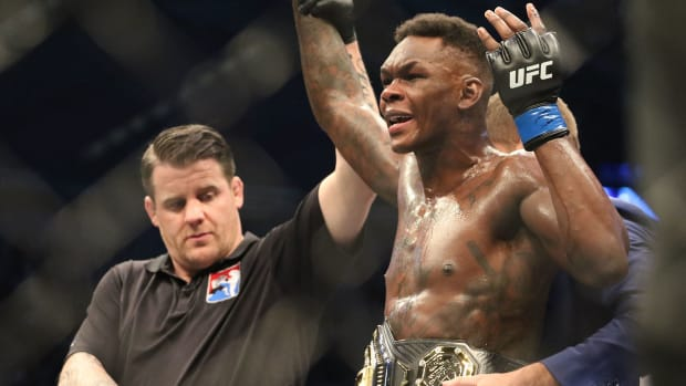 Israel-Adesanya-UFC