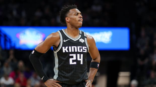 Buddy Hield is reportedly unhappy with his role on the bench.