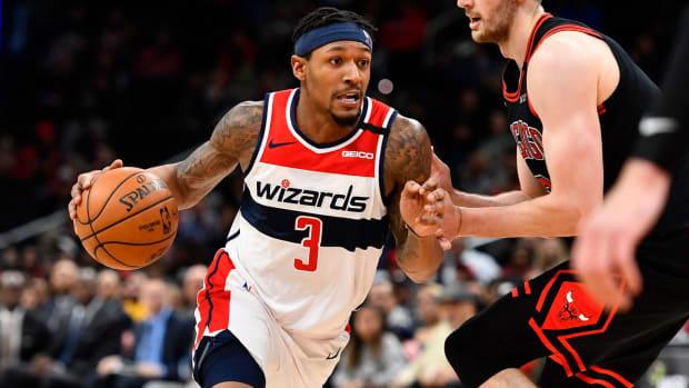 NBA DFS Bradley Beal, Washington Wizards