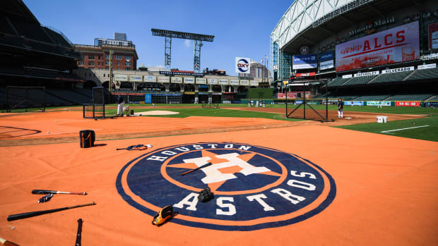 Multiple teams reportedly complained to MLB about the Astros' cheating.