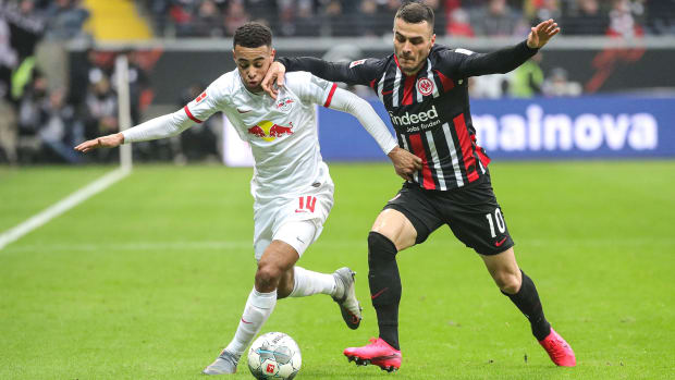 Tyler Adams suffers another injury for RB Leipzig