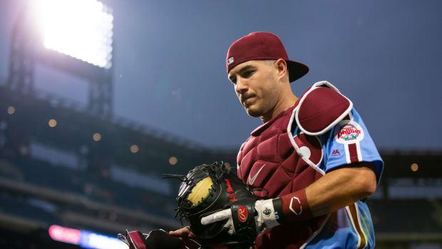 Fantasy Baseball J.T. Realmuto, Philadelphia Phillies