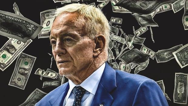 Jerry Jones money
