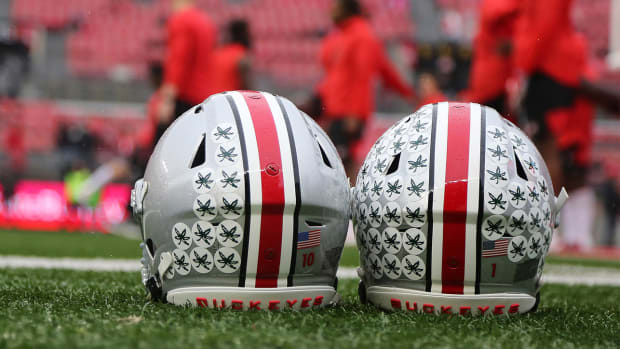 Ohio State Football Helmets