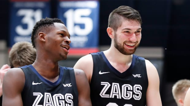 Gonzaga basketball college NCAA