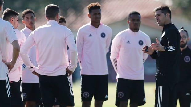 Inter Miami begins play in MLS this season