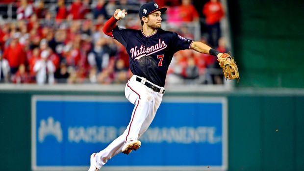 Fantasy Baseball Trea Turner, Washington Nationals