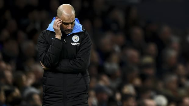 Man City has been banned for the next two Champions League competitions