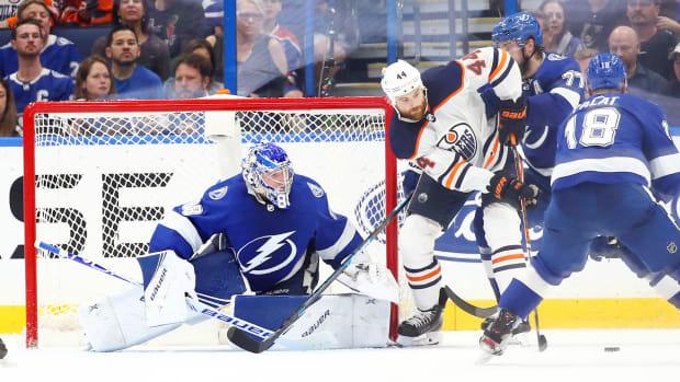 Zack Kassian, Edmonton Oilers