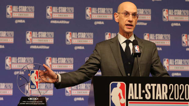 Adam Silver All-Star Weekend