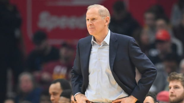 Cavaliers coach John Beilein is reportedly considering stepping down.