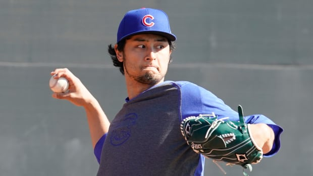 Former Dodgers pitcher Yu Darvish says the Astros should lose their 2017 World Series title.