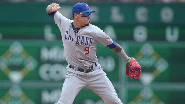Fantasy Baseball, Javier Baez Chicago Cubs