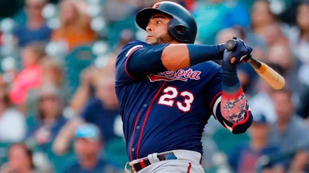 Fantasy Baseball, Nelson Cruz Minnesota Twins