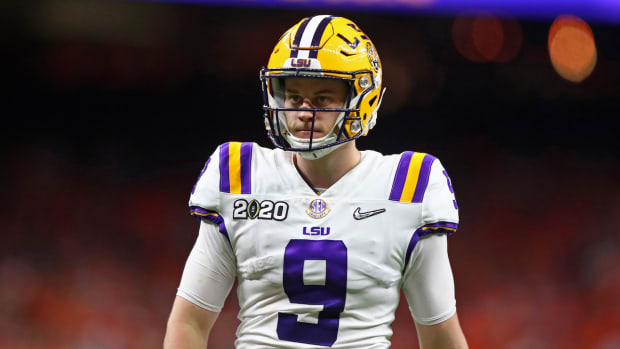 NFL Mock Draft: Joe Burrow