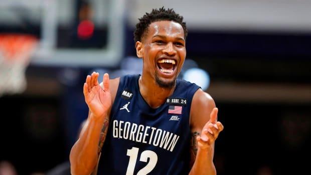 Georgetown basketball 2020 NCAA tournament