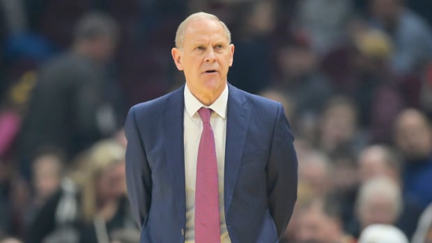 """Cavaliers players reportedly played """"thug"""" songs around John Beilein after his comment."""