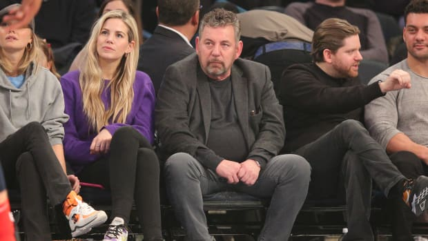 Charles Oakley's lawsuit against James Dolan and MSG has been dismissed.
