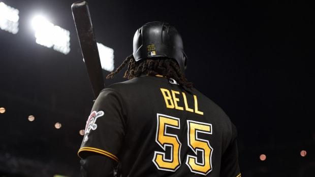 Fantasy Baseball, Josh Bell, Pittsburgh Pirates