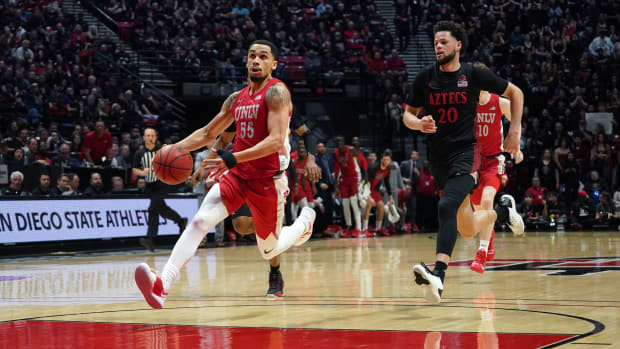 San Diego State was the last undefeated team in NCAA Div. I.