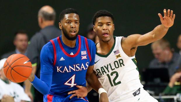 College basketball rankings AP poll Top 25 Kansas