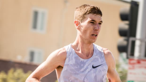 Can Luke Puskedra come out of retirement and make the 2020 U.S. Olympic team by finishing in the top three of Saturday's U.S. Olympic Marathon trials?