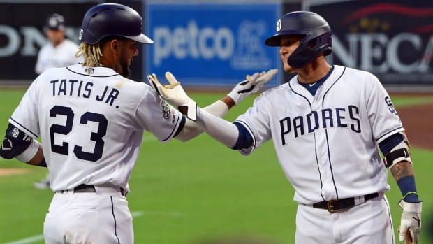 Fantasy Baseball, Fernando Tatis, Manny Machado, San Diego Padres