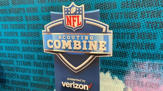 2020 NFL Combine Logo