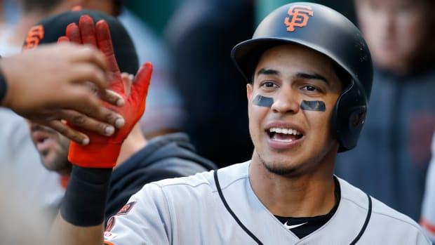 Fantasy Baseball, Mauricio Dubon, San Francisco Giants