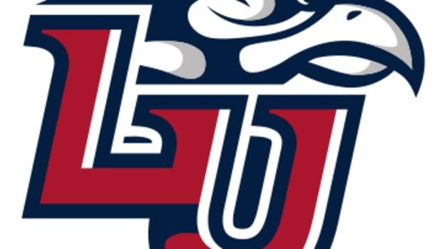 Liberty Flames Logo