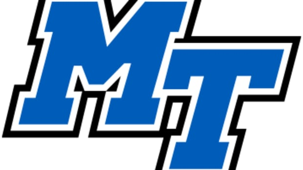 Middle Tennessee Blue Raiders Logo
