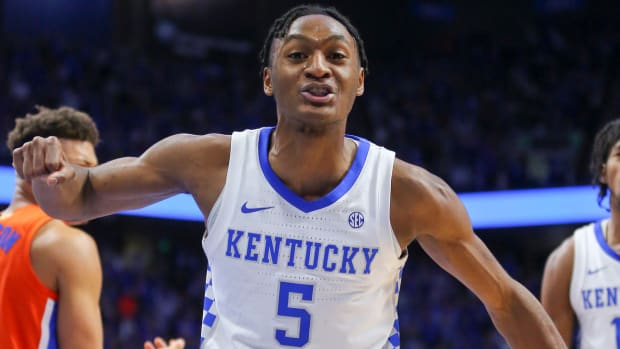 College Basketball Best Bet, Sharp Play, Immanuel Quickley, Kentucky Wildcats