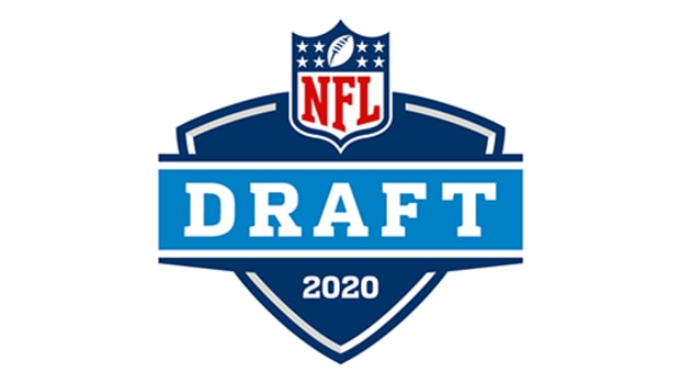 The 2020 NFL Draft logo.