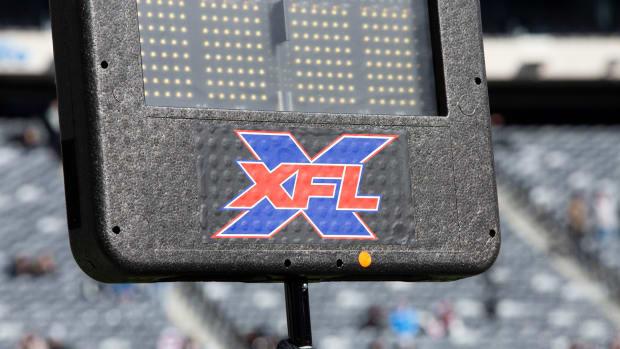 XFL DOWN BOX