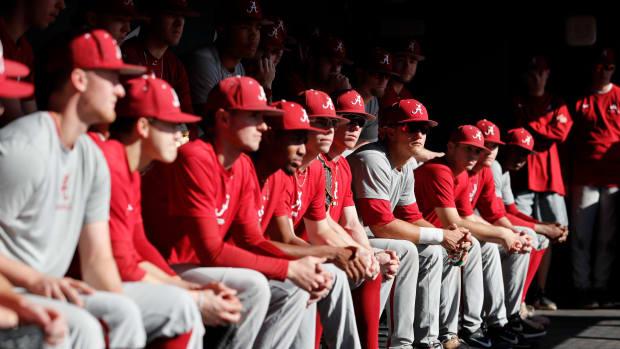 The 2020 Alabama baseball team