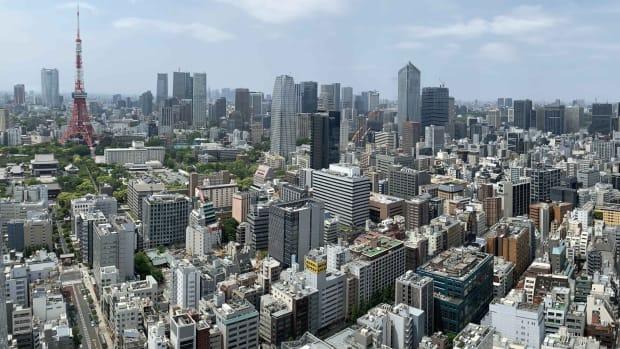 Tokyo ahead of the 2020 Summer Olympics.