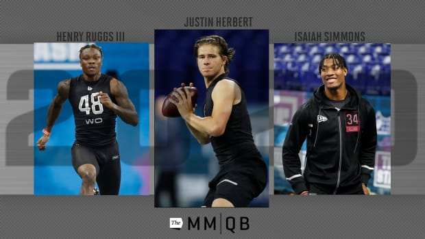 Post-Combine NFL Mock Draft