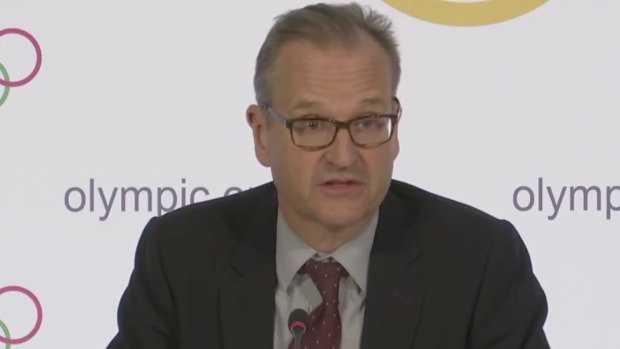Mark Adams says the Olympics will go on as planned despite growing concern regarding the coronavirus.