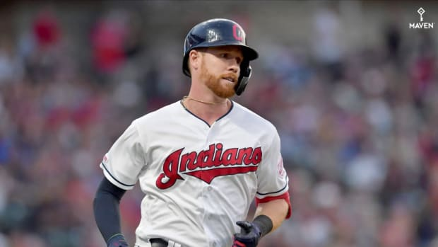 Jordan Luplow is Creating a Platoon Opportunity No Indians Outfielders Seem Eager to Take